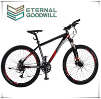 26 inch mountain bike/mountain bicycle GB1022A with 24 speed aluminum alloy frame upland bike