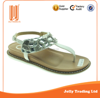 Global selling best quality ladies sandals summer