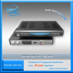DVB-S2 MPEG4 HD Descrambler Receiver