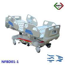 Nfbd01-1 hidráulico cama doble, hidráulico cama precio, hidráulico paciente ascensor