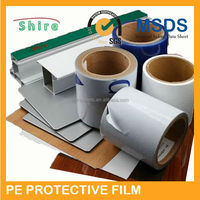 2015 hot sell pet korea protective film material roll