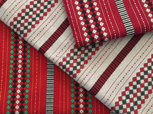 MID EAST COUNTRIES JACQ. BLANKET FABRIC
