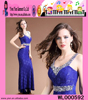 2015 Custom High Quality Sexy Lace Party Dress Plus Size Europe Style Sequin Dress Famous Designer Evening Dress