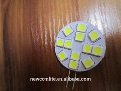12v good price high quality 12pcs SMD5050 G4 LED MODULE