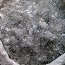 recycled pet cold washed flakes raw materials for PSF with competitive price from Yemen
