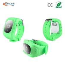 Most popular real time gps tracker watch for kids with SoS Button