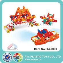 Los modelos 88 bloque de construcción de ladrillos de juguete jugueteseducativos puzzles/rompecabezas