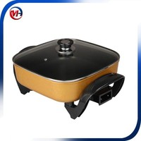 pan with temperature sensor