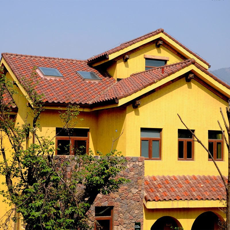 Waterproof spanish roofing tile buy spanish style roof for Spanish clay tile roof
