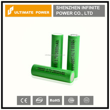 In stock original authentic sony vtc5 3.7v 2600mah high drain 18650 battery for factory price