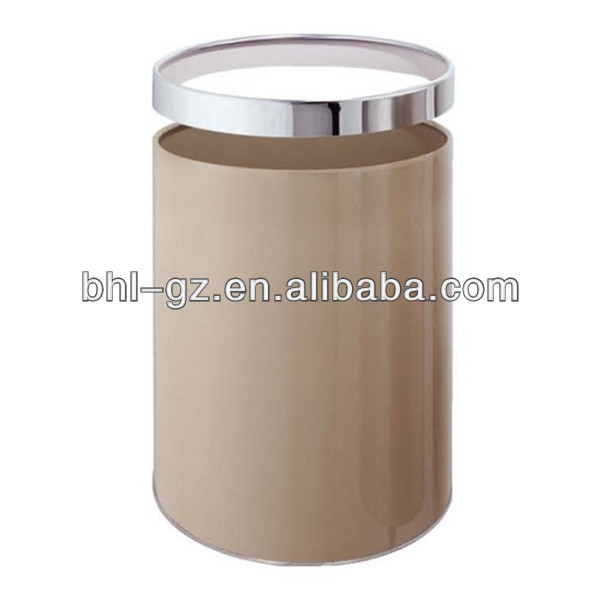 Commercial Trash Bin Sizes : Big size painting commercial indoor recycling bin factory