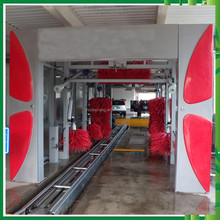 Car Washer Type and high quality plastic and stainless steel for bridge Material Automatic Car washing Machine