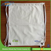 Top Quality Customized Cotton Drawstring Bag