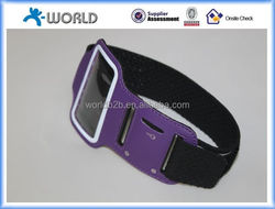 Factory direct sell cell phone case waterproof armband with CE certificate