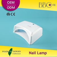 2016 36w 5 Fingers LED UV Lamp Nail Made In Taiwan