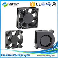 Micro air cooling fan for electronic cooling solution
