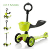Outdoor cheap kids 3 in 1 mini scooter wholesale