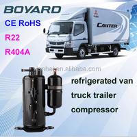 freezing room parts ce rohs r404a 1.5hp deep freezer refrigeration compressor for sale for vehicle refrigeration