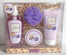 Toiletries Bath Set