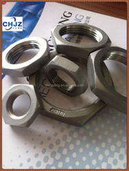 NPT/BSPT/BSP SCREWED Stainless Steel 304/316 Hex Nuts Direct FACTORY/ Manufacturer