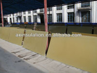 epoxy resin fiberglass laminated insulating sheet