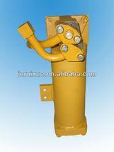 Partes bulldozer SHANTUI SD16, filtro de transmisión 16Y-75-23000, partes del tren de aterrizaje