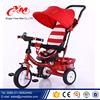 steel frame EVA tire air tire baby children tricycle/3 wheels tricycle for baby children/tricycle for 2 years children