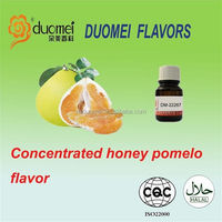 E concentrated PG/VG mixed honey pomelo liquid flavor