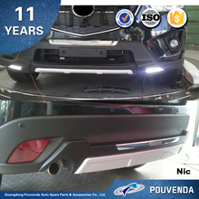 ABS Front and Rear Bumper guard with LED Light For Mazda CX 5 CX-5 2012+ ( Original Type) Auto accessories from pouvenda