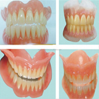dental acrylic removalbe partial denture making supplies