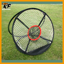 Nice design round Portable Foldable Golf chipping Net