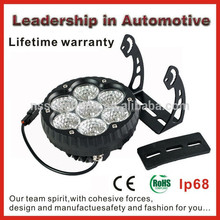 2015 Brightest high-end market 6.5Inch 70W Cree LED Work Lights,12/24V Driving On Truck,Jeep, Atv,4WD,Boat,Mining