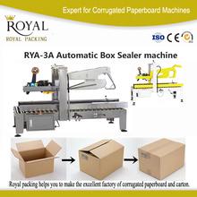 mini automatic carton sealer with ce