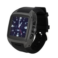 Top Selling 3.0MP Side Camera Watch Touch Screen Android Smart Watch Phone