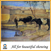 printed painting on canvas, interior decoration oil painting,