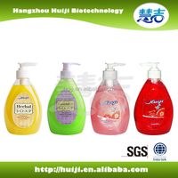 2015 USA Moisture and refresh feeling Herbal liquid hand soap
