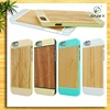 new arrival for iphone 5s metal case/wood for iphone 5s cover
