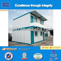 new 20ft size design container house low cost