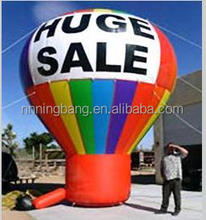 NB-BL1005 Inflatable balloon Helium balloon Huge LED cold balloon for children