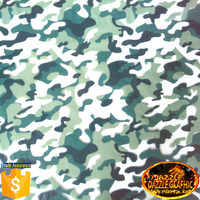 Factory Outlet camouflage paint DAZZLE GRAPHIC No.DGDAC001camouflage paint hydrographic film Water Transfer Printing Film