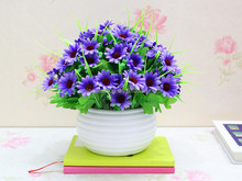 Reliable supplier good quality smile face flower