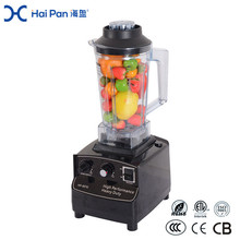 Heavy Duty multi-purpose electric 2 speeds commercialice fruit blender machine