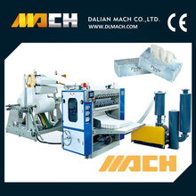High Cost-effective Automatic Box Drawing Facial Tissue Machine Production Line