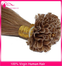 Factory price new product 100% virgin Peruvian human hair , U-tape hair extensions