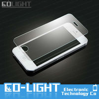 Import Mobile Phone accessories for iPhone 5 oem/odm (Anti-Fingerprint)