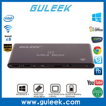 2015 hot selling Intel Bay Trail CR,Z3735F Quad core mini pc windows 8 intel mini pc with Dual boot window 10 and android 4.4