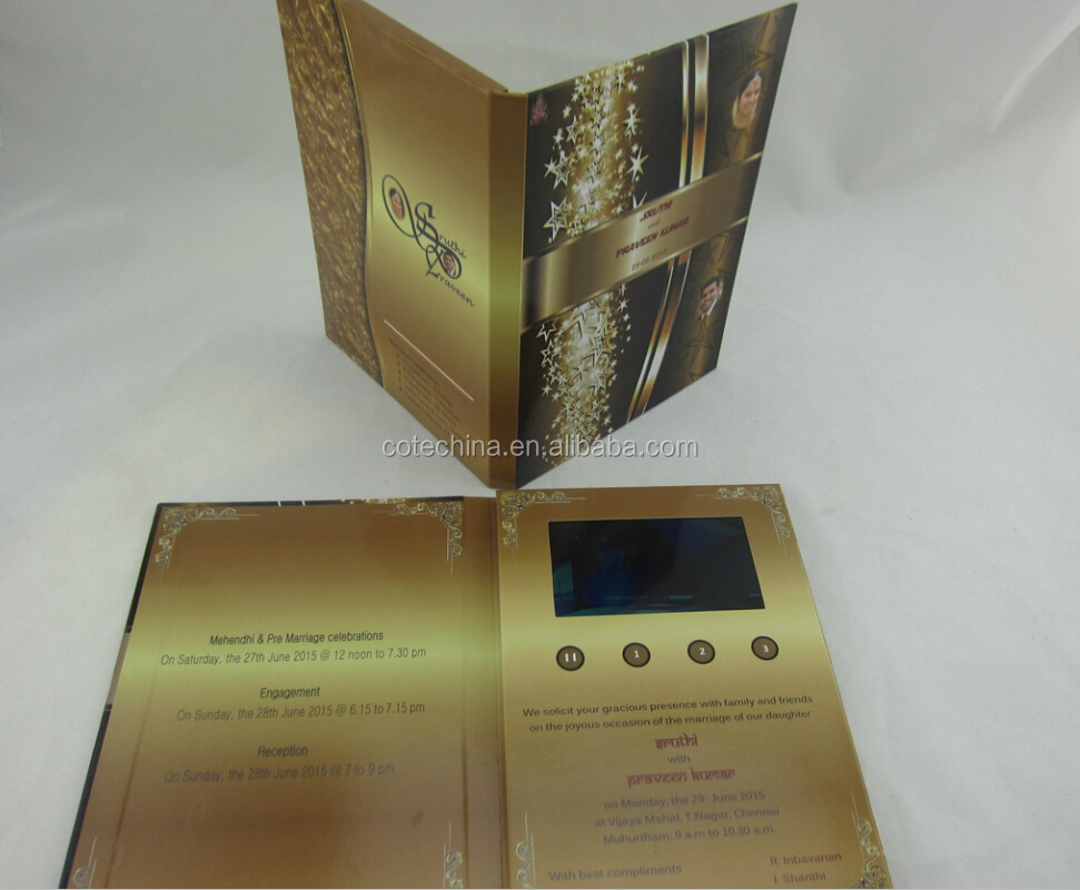 43 customized lcd wedding card design from indianwedding qq20150423174618g stopboris Image collections
