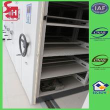 Fancy Steel Rack Mobile Filing Shelving Storage