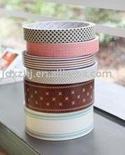 Bopp printed tape/decorative paper/masking tape/packing tape
