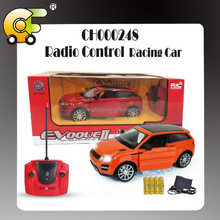 1:16 five funciton remote control car with light & charger& open door function 2 colors